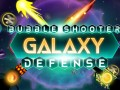 Hry Bubble Shooter Galaxy Defense