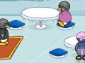 Hry Penguin Diner