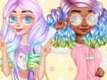 Hry Princesses Kawaii Looks and Manicure