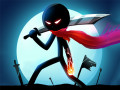 Hry Stickman Fighter: Space War