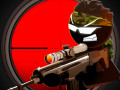 Hry Stickman Sniper 3