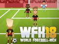 Hry World Football Kick 2018